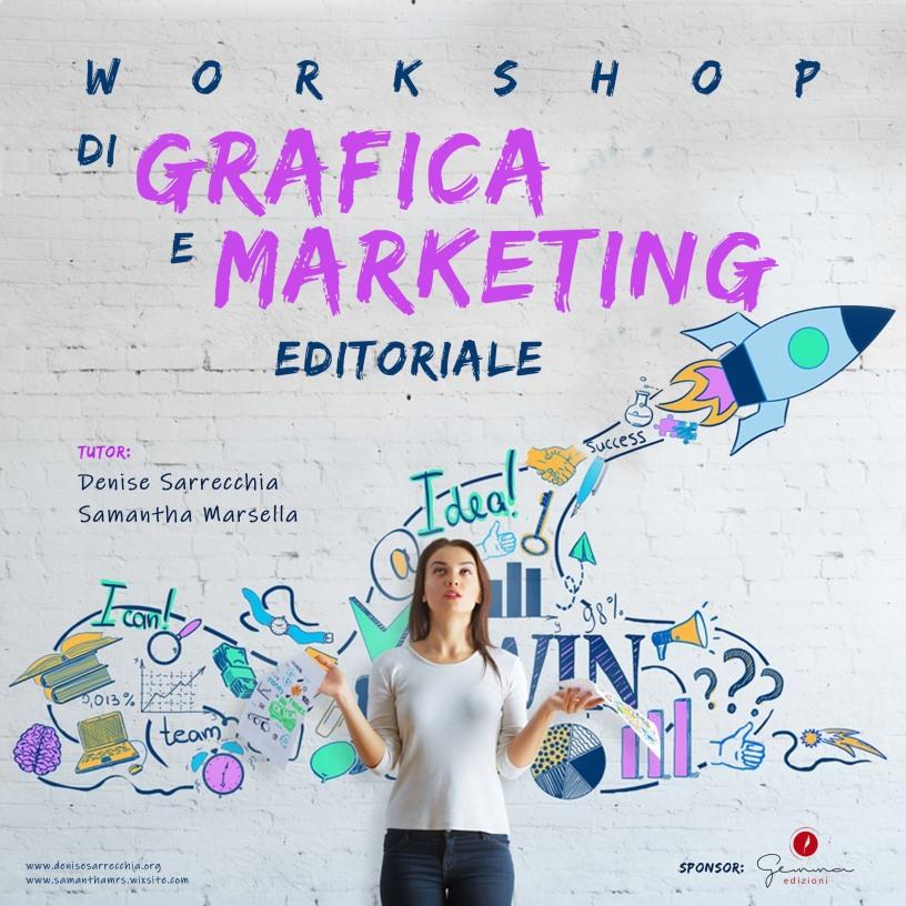 Workshop di grafica e marketing editoriale